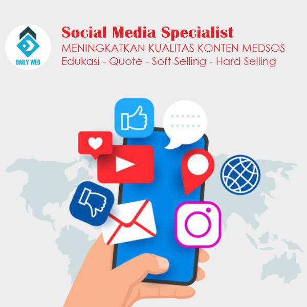 Sosial Media Specialist Portfolio
